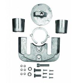 Quicksilver 97-888757Q02 Anodekit Magnesium Voor Zoet Water