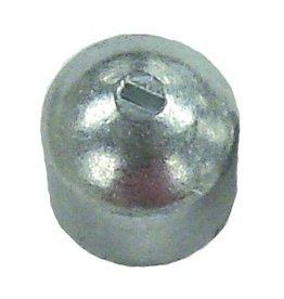 Quicksilver 97-55989Q 9 Anode Bravo Transom Aluminium