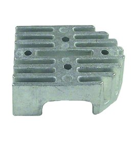 Quicksilver 97-821631T 3  Transom Anode Magnesium