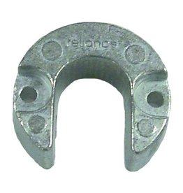 Quicksilver 806189Q 1  Trimcylinder Anode Aluminum