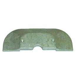 Quicksilver 821629Q 1 Cavitatieplaat Anode Aluminium