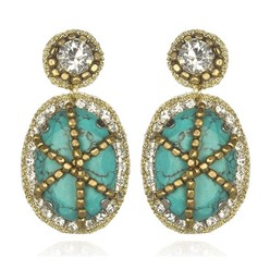 PALM SPRINGS DROP EARRINGS