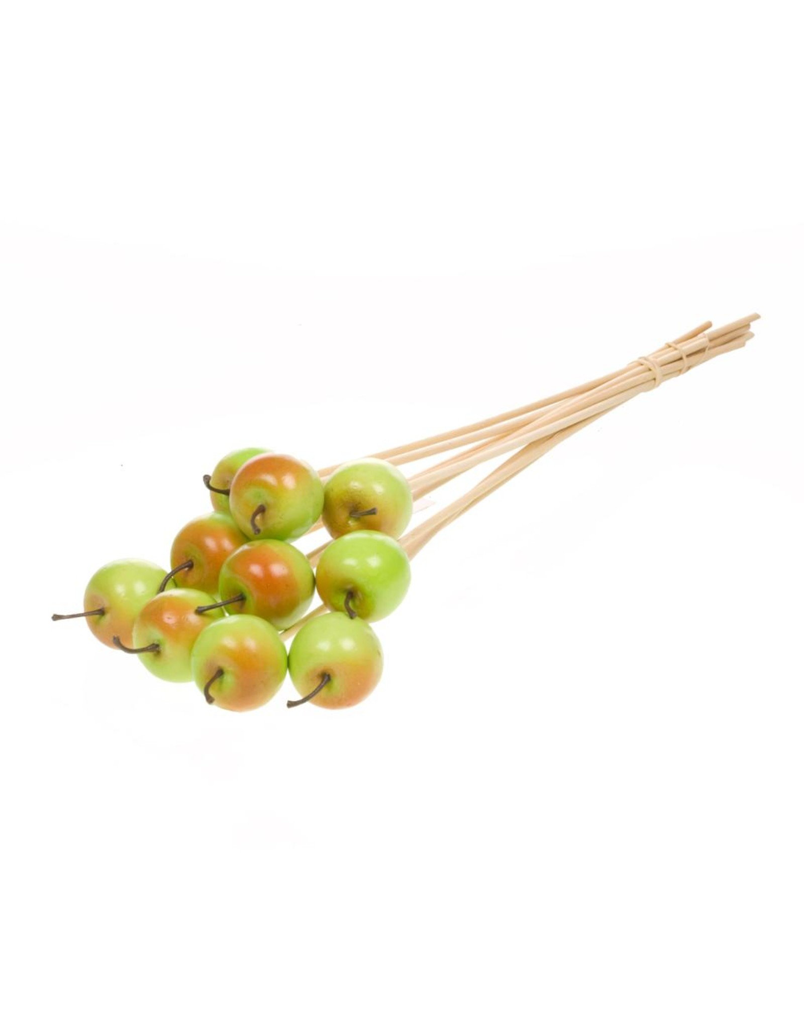 Apple 5cm o/s 10pc natural green x 15