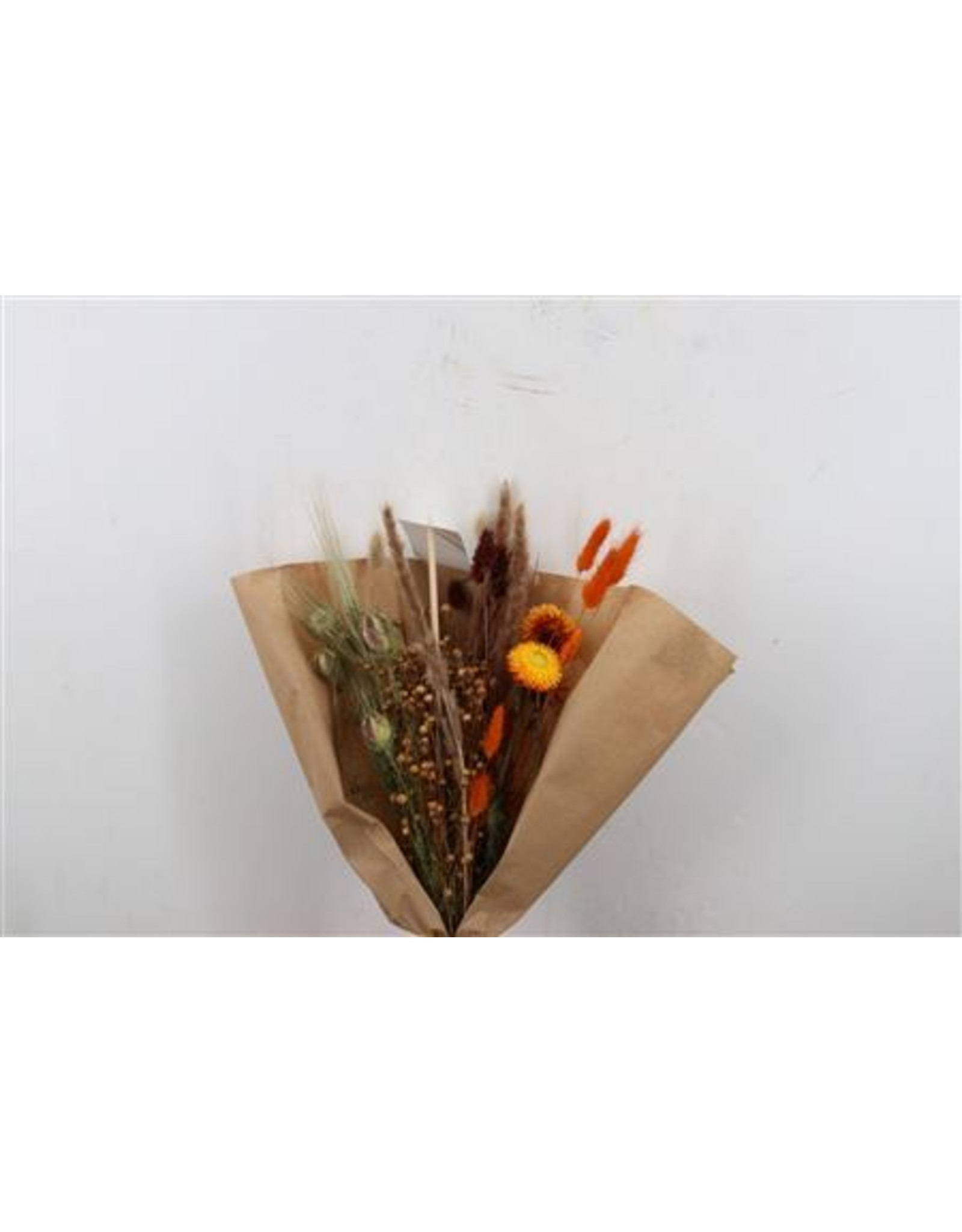 Dried Bouquet Exclusive Autumn Orange x 1