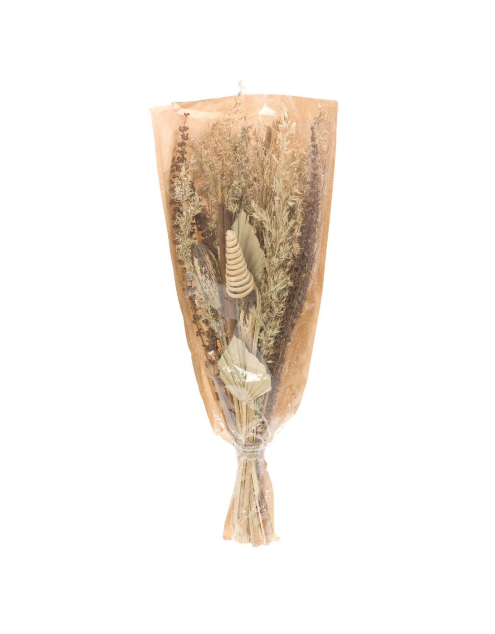 Bouquet mahogany alpha grass mix natural x 12