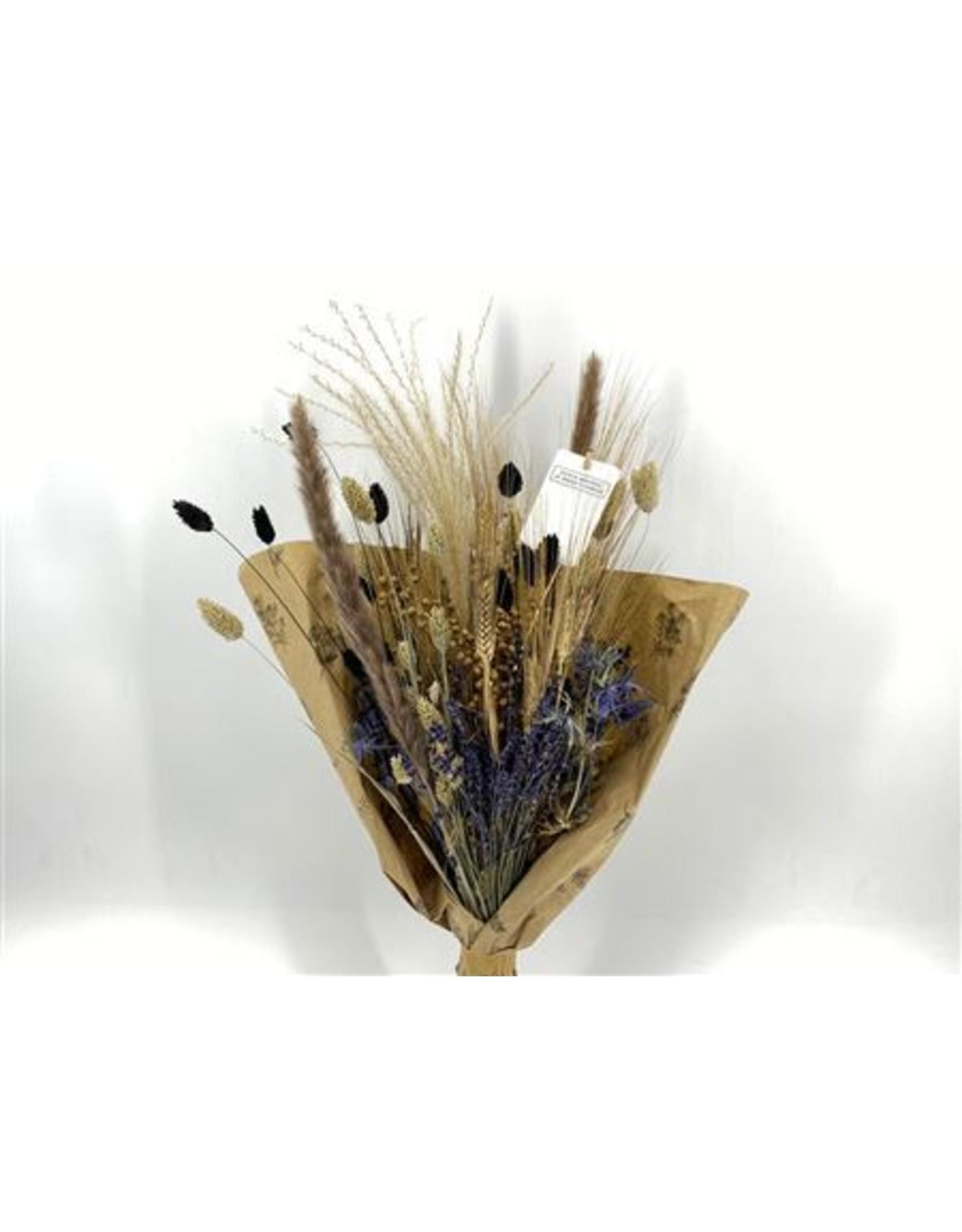 Dried Bouquet Exclusive Autumn Blue x 1