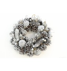 Wr. Noble Christmas Silver D30 H7 x 1