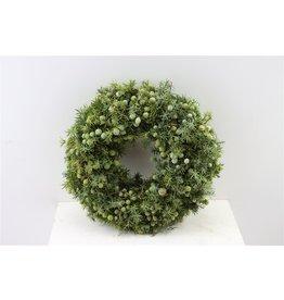 Wr. Krans Juniperus Nat. Green 40cm x 1