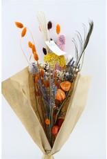 Dried Bouquet Exclusive Autumn Showup x 3