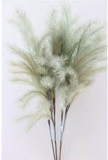 GF Deco Panicle Grass 100cm L. Blue P. Stem x 4