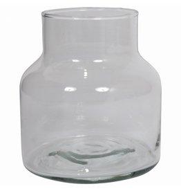 4AT Glas Vaas Nice d15*16cm x 6