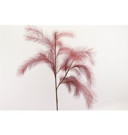 GF Deco Stem Panicle Grass 100cm Bordeaux x 4