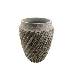 HD Vase Genga D13.5h16.5 x 12