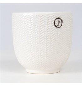 VDP Dec Pc02-360 Liv Ceramics White x 6