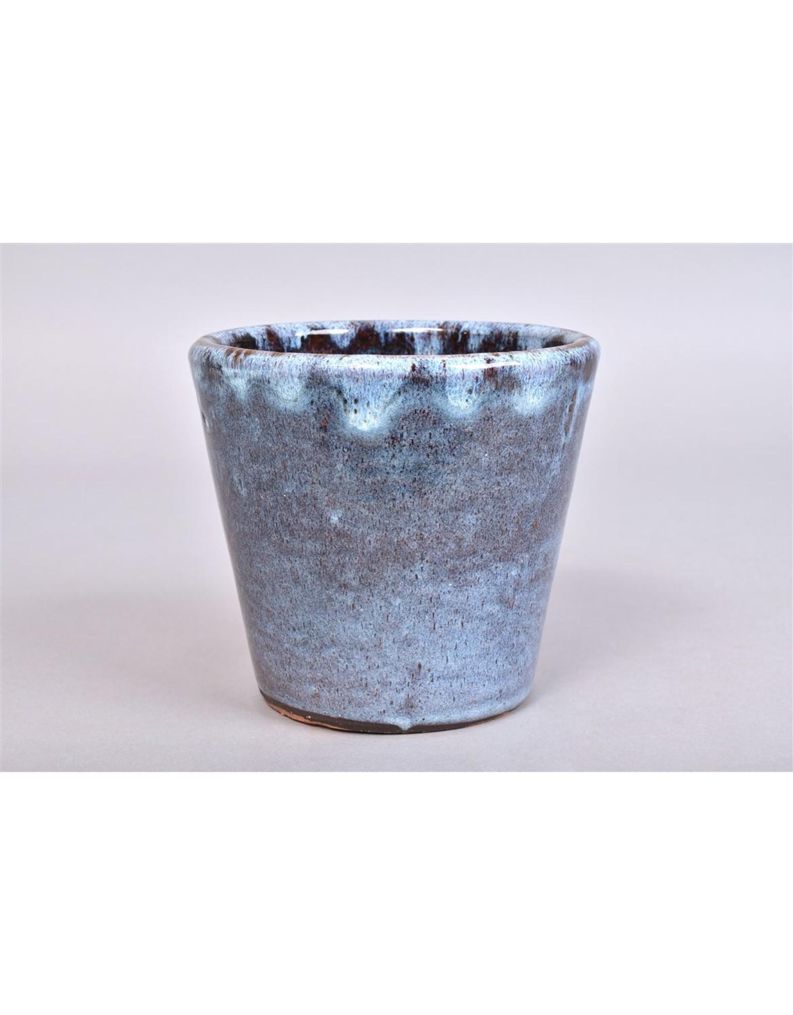 DK Alicante Lichtblauw Pot 15x14cm x 2