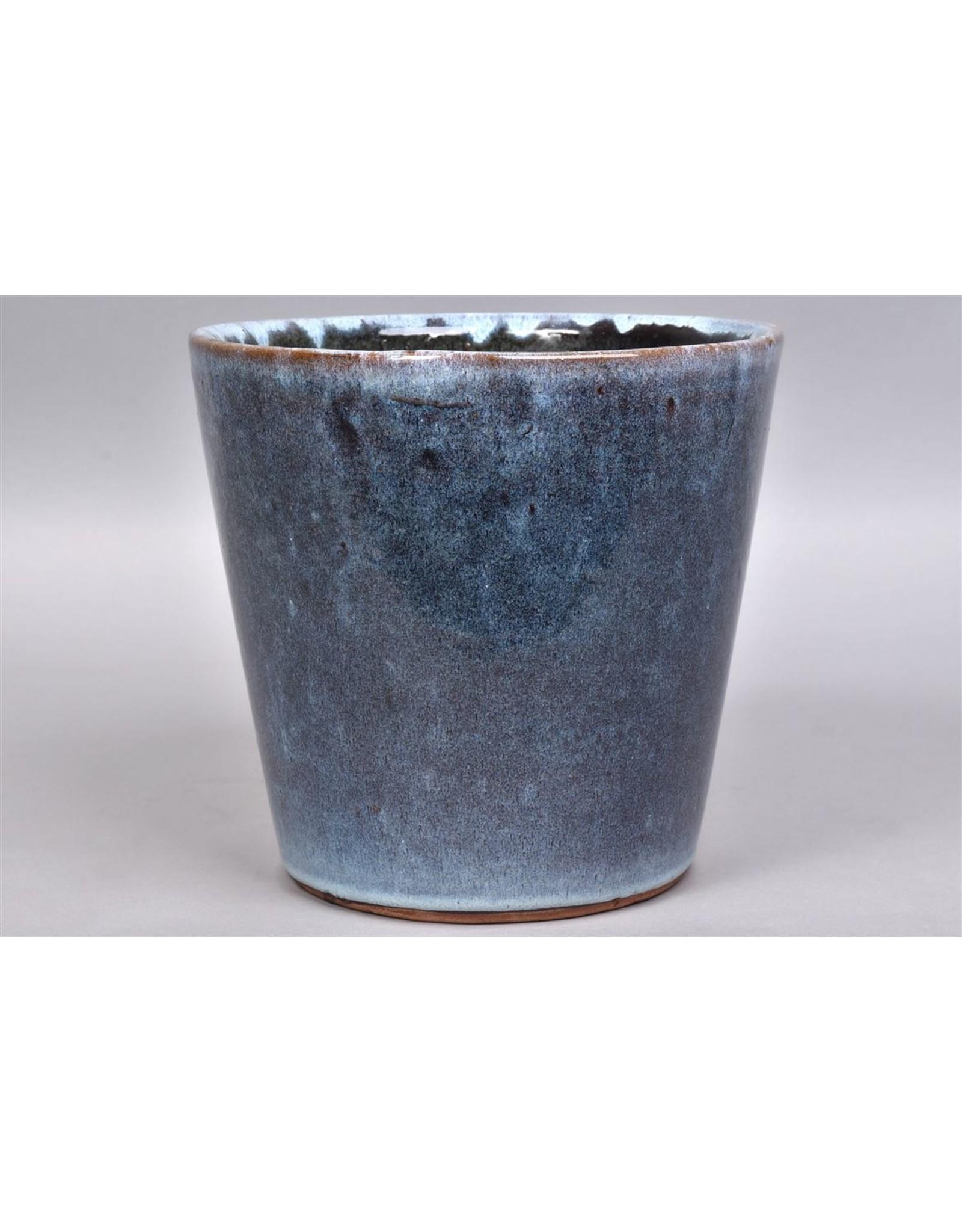 DK Alicante Lichtblauw Pot 24x22cm x 1