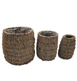 4AT Manden Pot S/3 d21*18cm x 1