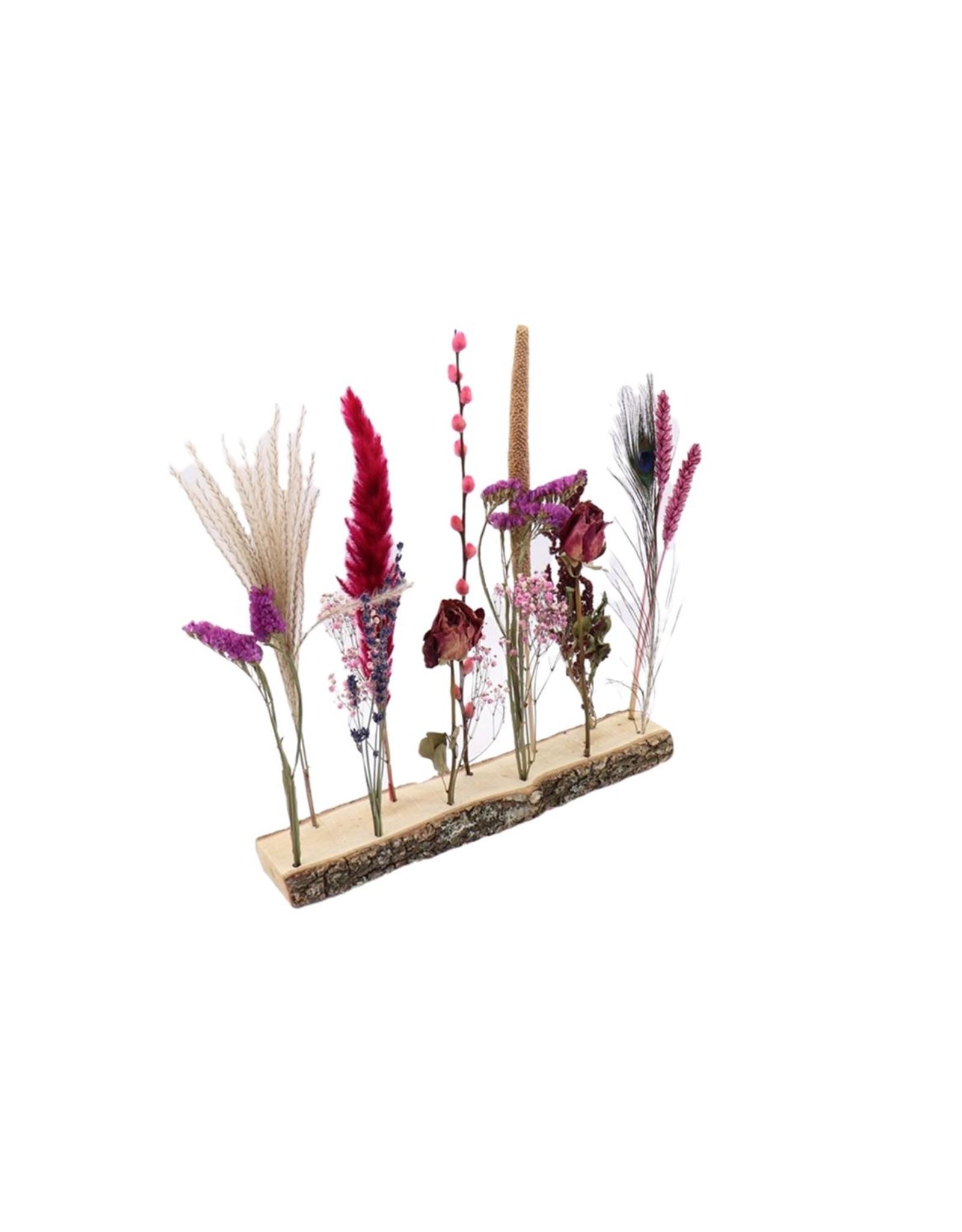 HD Arr. Dried Flowers Rosanna W7-11 L40.0h35.0 x 5