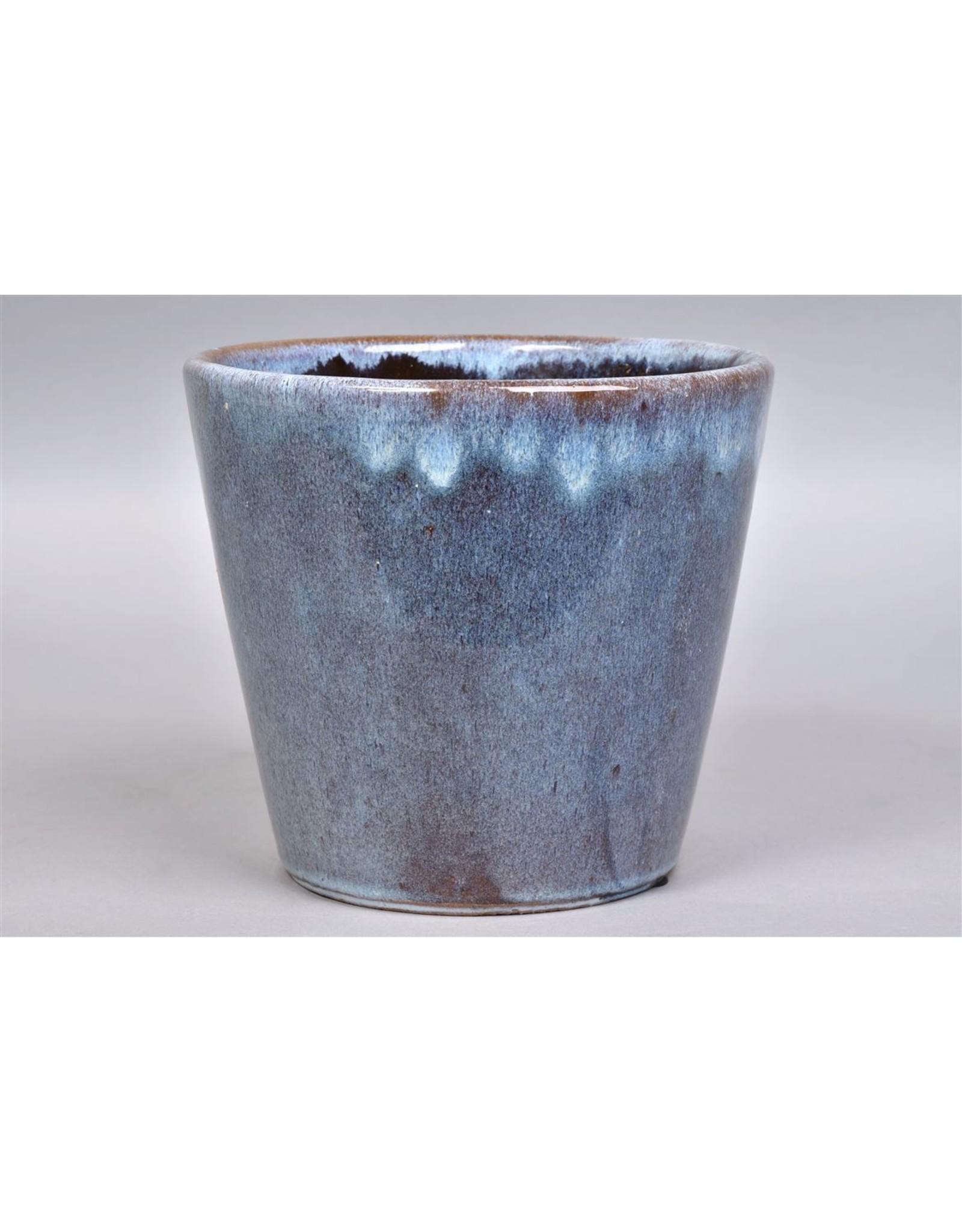 DK Alicante Lichtblauw Pot 20x18cm x 2