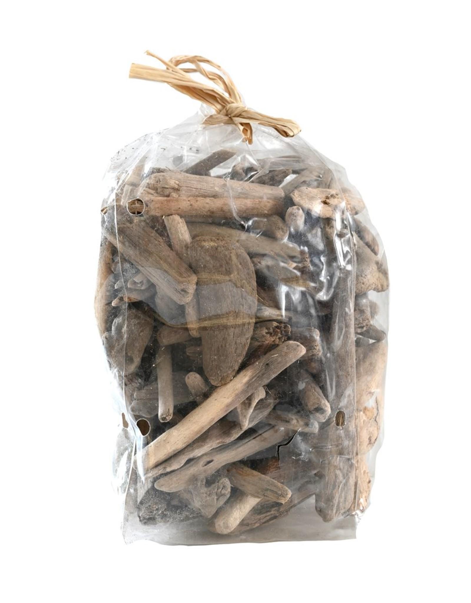 HD Basic Driftwood Tumbled 300-500gr (x 24)