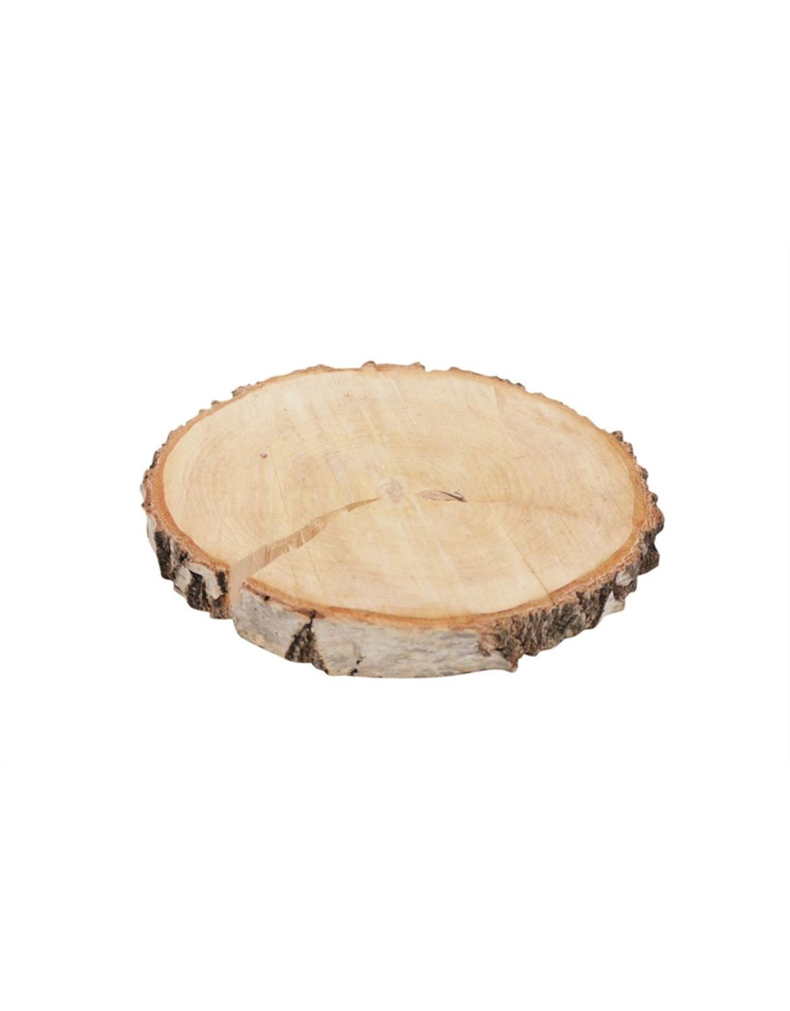 HD Basic Birch Slice Rnd D23-26 x 15
