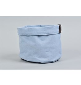 HD Plant. Plantbag Textiel Mand Old Blauw 18X14Cm (X 36)