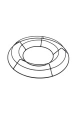 HD Basic Ring Floral D40.0h4.0 x 35