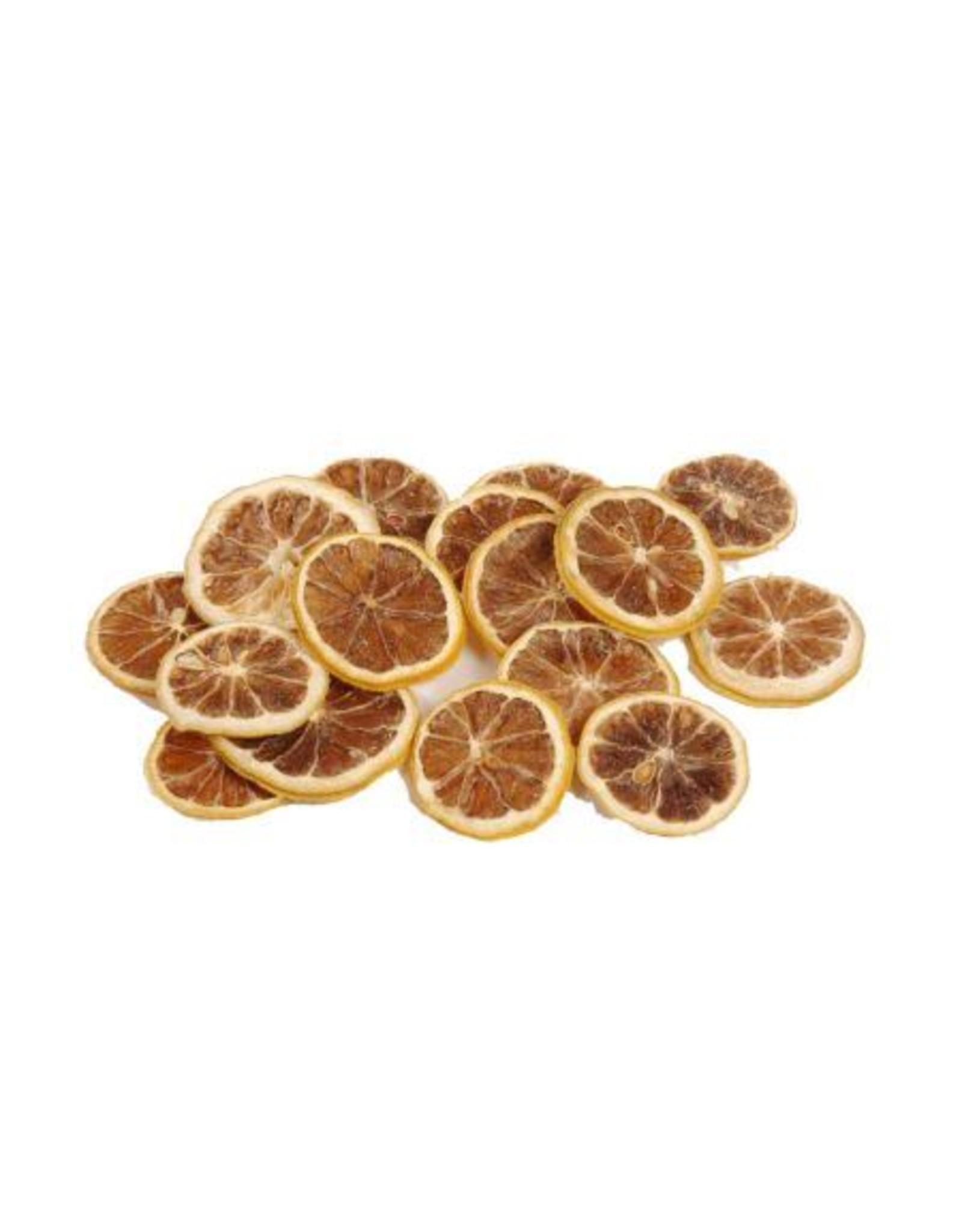 HD Basic Lemon Slices gelb 250gr (x 80)