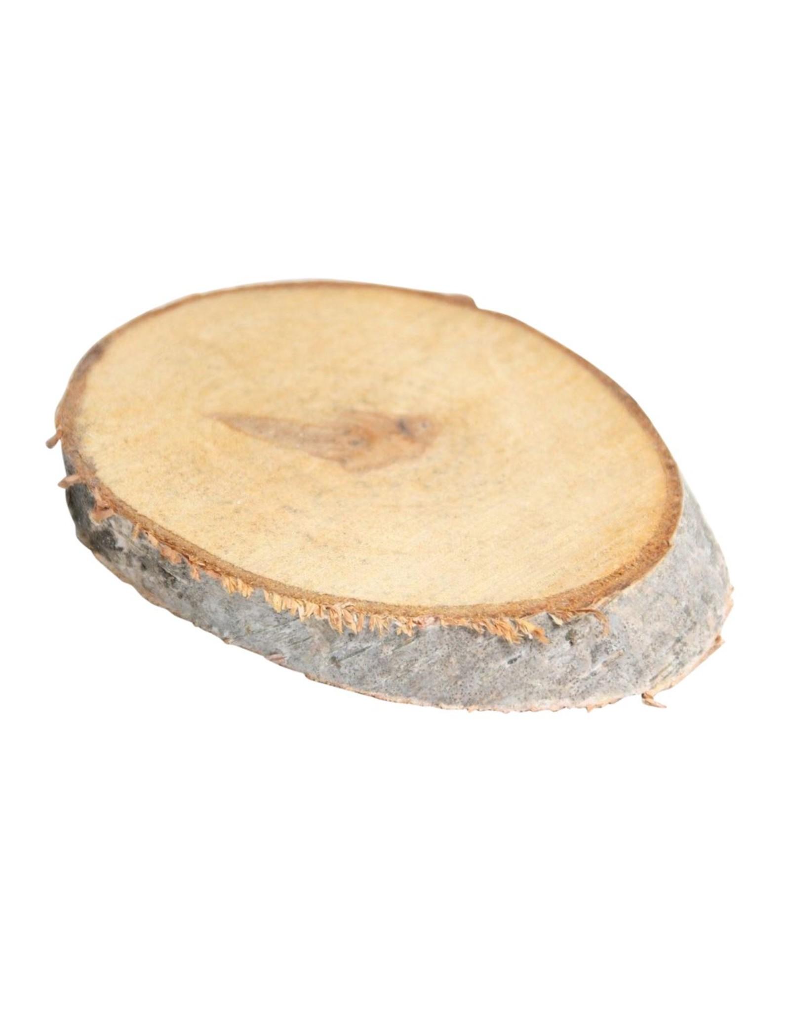 HD Basic Birch Slice Oval L 16-19x23-25 H2 x 40