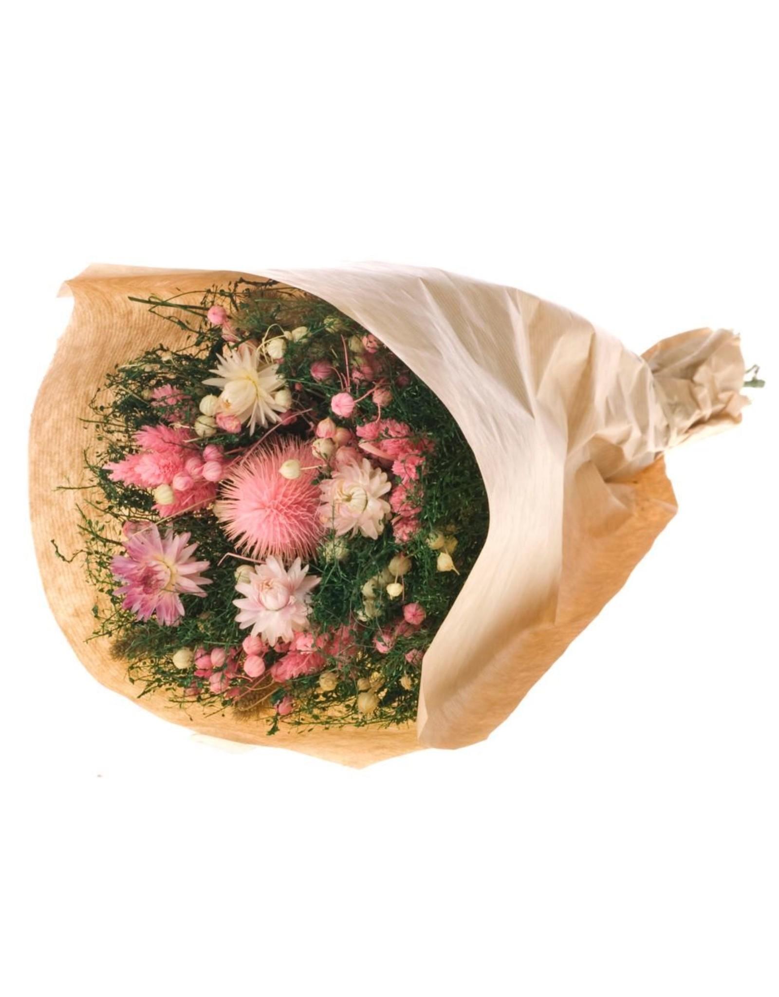 AM boeket enjoy life roze (x 11)