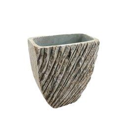 4AT Keramik Genga vaas 23*14*28cm (x 2)