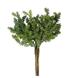 4AT Zijden Mini Plant Ø16*25Cm Per Stuk