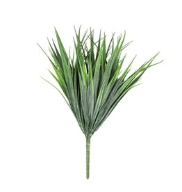 4AT Zijden Grass Bush 35Cm Per Stuk