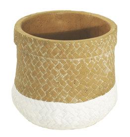 4AT Keramik Sabina pot Ø18*15cm (x 6)