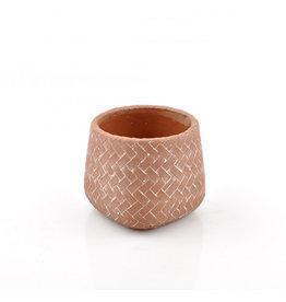 4AT Keramik Emiel pot Ø10.5*9cm (x 12)