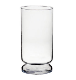 4AT Glas Boeketvaas Suca Ø10*20cm (x 6)