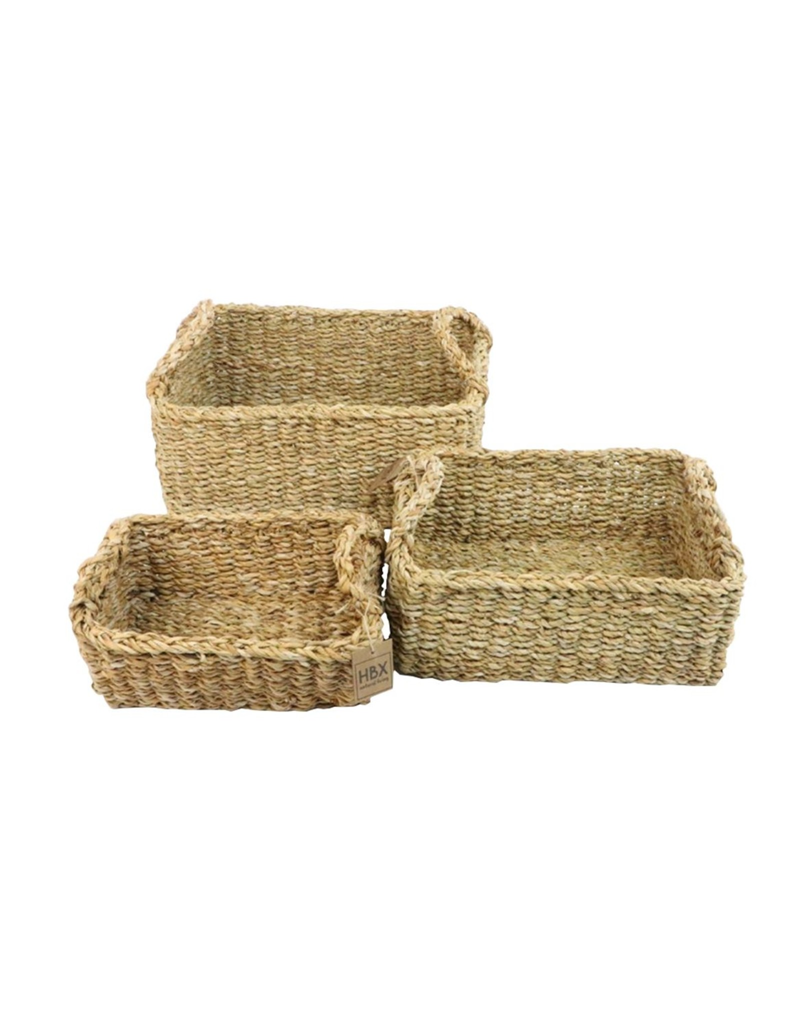 HD Bask. Manatee Grass S/3 (x 4)