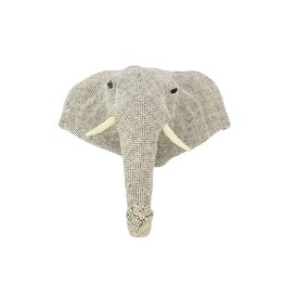 HD Hang. Elephant Head African L28.0w13.0h30.0 ( x 4 )