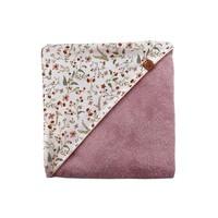 Fleur Wikkeldoek - roze