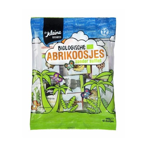 De Kleine Keuken Biologische Abrikoosjes