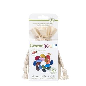 Crayon Rocks Crayon Rocks 16 stuks in zakje