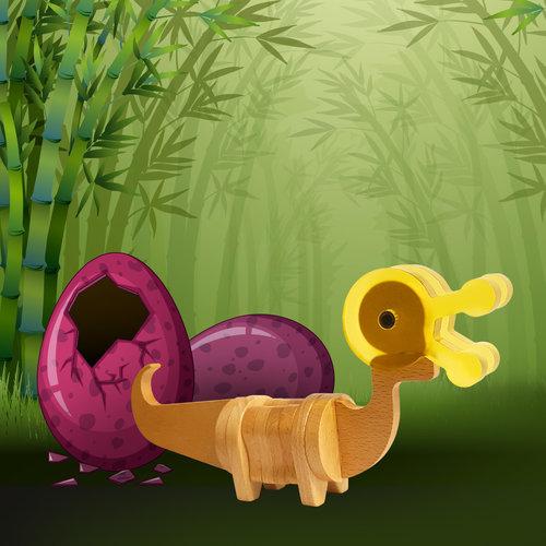 Lekkid Imaginary Fauna Mini