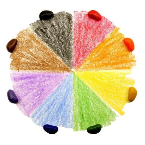 Crayon Rocks Crayon Rocks 8 stuks in zakje