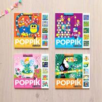 Sticker kaarten set