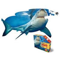 Puzzel Haai 100 stukjes