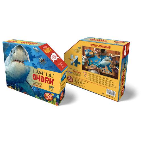 Madd Capp Puzzel Haai 100 stukjes