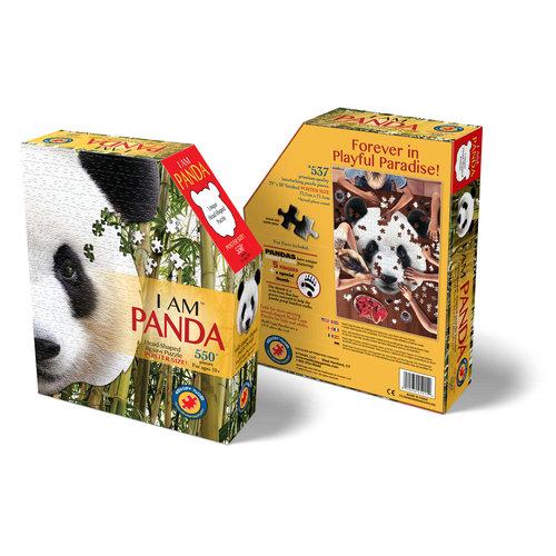 Madd Capp Puzzel Panda 550 stukjes