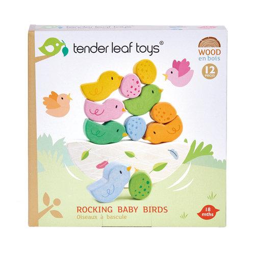 Tender Leaf Toys Balancerende Babyvogels