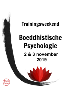 Workshop, Compassion and Buddhist Psychology, 2 & 3 November 2019