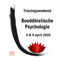 Boeddhistische Psychologie 4 & 5 April 2020